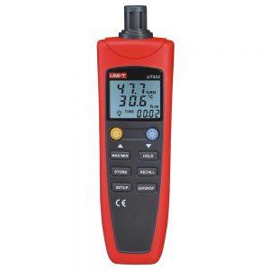 UT332 – Thermo-hygromètre numérique