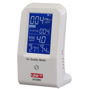 UT338C – Mètre de qualité de l'air