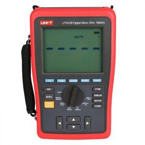 UT620B – Micro Ohm-mètre numérique